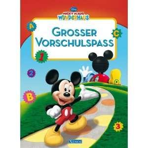 Grosser Vorschulspass Micky Maus Wunderhaus Disney