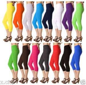 Sexy 2012 Collection Womens High Quality 3/4 Three Quarter Length