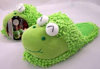 Hot / Cold Warming Frog Spa Slippers Cozy Relax & Comfort Aromatherapy