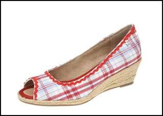 Damen   Schuhe   Keil   Peeptoe   Ballerina von Tamaris