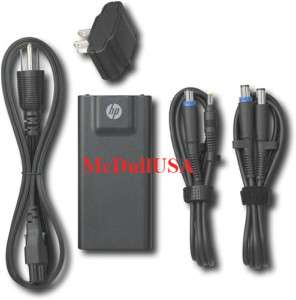ORIGINAL HP SLIM TRAVEL AC ADAPTER PAVILION DV6000 6700