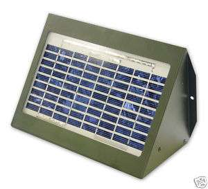 FISH or DEER FEEDER SOLAR PANEL   12 VOLT   2.5 WATT