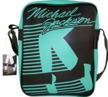 Michael Jackson Dancing Feet Retro Umhängetasche Bag Moonwalk Tasche