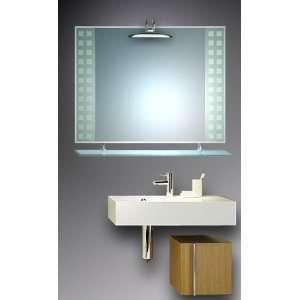 Badezimmerspiegel Badspiegel Spiegel Homecultures Model Magic mit