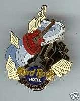 Hard Rock Hotel CHICAGO, Grand Opening 2004. Pin.