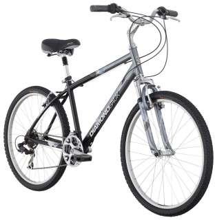 Diamondback Wildwood Classic Mens Sport Comfort Bike (26 Inch Wheels