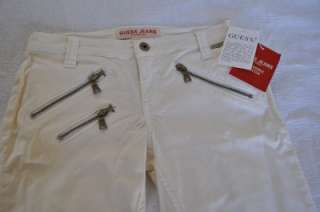 Guess Cord Low Rise Ladies Pants Jeans sizes 24 26 27 28 29 30 31 32