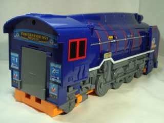 TAKARA TOMY BIG PLARAIL STEAM LOCOMOTION D51 STATION