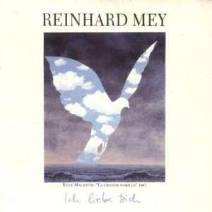 Ich liebe Dich (Liebeslieder für Deutsche Aidshilfe) Reinhard Mey
