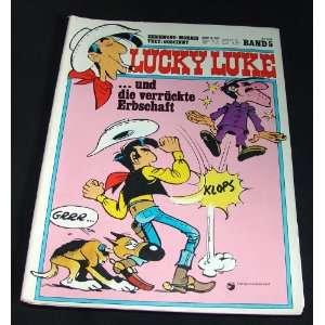 Lucky Luke und die verrückte Erbschaft Band 5  Goscinny