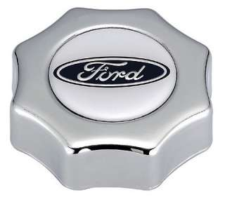 Proform 302 230 Ford Racing Chrome Oil Fill Cap FMS SVT