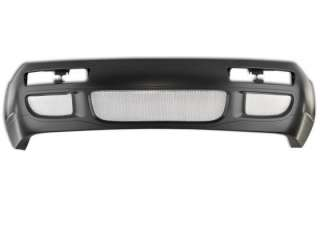 III 3 R32 Look Front Sport Bumper with Mesh new ABS PLASTIC
