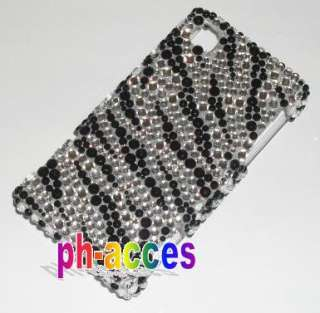 LG GD510 POP DIAMOND CRYSTAL HARD CASE COVER GD510 POP