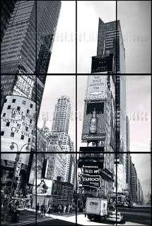 QUADRI MODERNI FOTO QUADRO ARTE NEW YORK NASDAQ NYSE ARREDAMENTO CASA