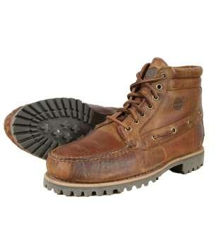 Timberland Chukka 36513 Mens Boots 7 Eye Tan |