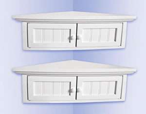 SHAKER STYLE CORNER CABINETS   Ready Assembled 1366 2