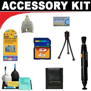 4GB Deluxe DB ROTH Accessory Kit For The DXG DXG 517V