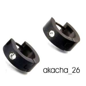 ORECCHINI UOMO / DONNA stainless steel acciaio