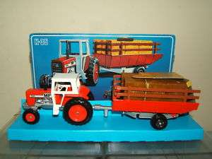 MATCHBOX SUPERKINGS No.K 35 MASSEY FERGUSON TRACTOR MIB