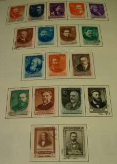 Dr. Bob Russia Valuable & Hefty Stamp Collection