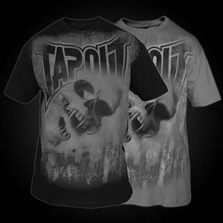 Tapout T Shirt Faded Skull SW 006 S