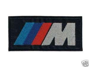 BMW M Power M3 E30 Car Floor Mat Seat Cloth Badge 550