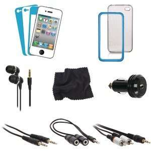 ISOUND DGIPOD 1577 IPHONE(R) 4 12 IN 1 ACCESSORY KIT