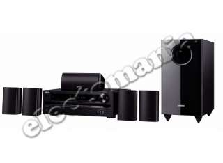 Onkyo HT S3405   Kit Home Theater 5.1 completo Black