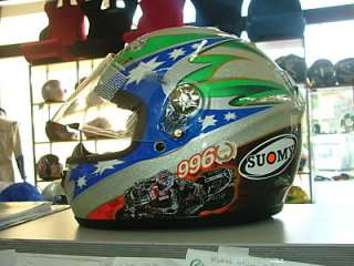 SUOMY CASCO BAYLISS LIM EDITION 999 2009 TG XL N° 928