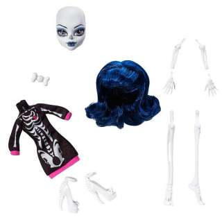 Monster High Create A Monster Accessory   Skeleton Girl   FAO Schwarz