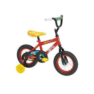 Huffy 12 inch Bike   Boys   Mickey Mouse   Huffy 1001208   Bikes