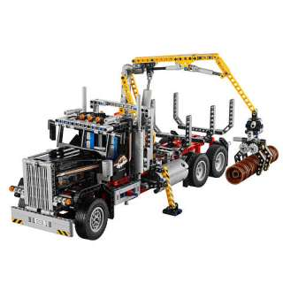 LEGO Technic 2 in 1 Logging Truck (9397)   LEGO   LEGO Technic   FAO
