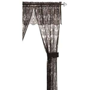 Commonwealth Home Fashions Chantilly Lace Curtain Window