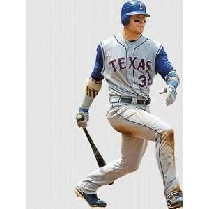 Wallpaper Fathead Fathead MLB Players & Logos Josh Hamilton texas