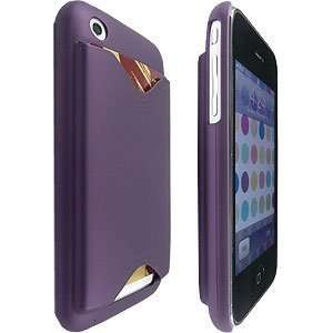 Case Mate ID Credit Card Case for iPhone 3G & 3GS, Purple