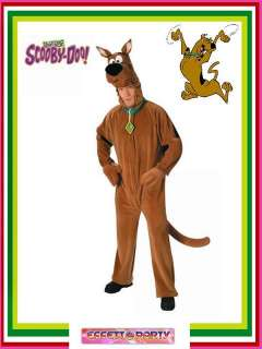 Costume Carnevale Adulto Scooby Doo #11027 Feste Party