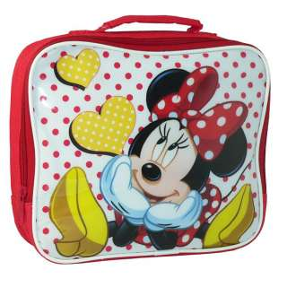 KIDS BOYS GIRLS CHARACTER INSULATED SCHOOL LUNCH BOX SANDWICH COOL BAG