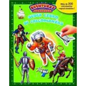 Awesome Adventures (Super Sticker Books) (9782764301289