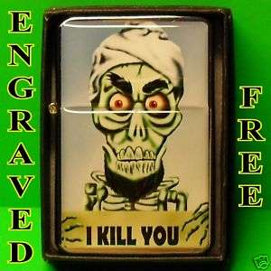 ACHMED THE DEAD TERRORIST STAR LIGHTER ENGRAVED FREE