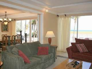Pompano Beach vacation villa rental: Blue Ocean Villas ocean front w