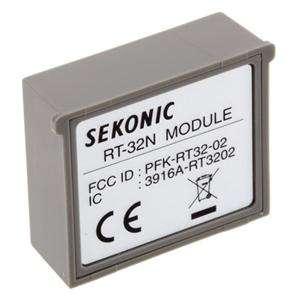 Sekonic Radio Triggering Module RT 32, Transmitter for Sekonic L358