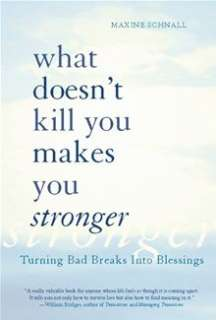What Doesnt Kill You Makes You Stronger: Turning Bad Breaks Into