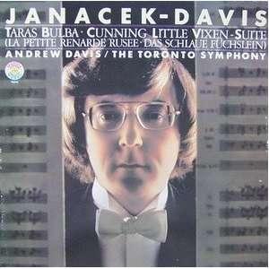 : janacek: taras bulba, cunning little vixen LP: ANDREW DAVIS: Music