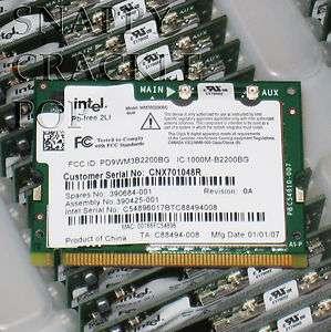 New HP Compaq NC4000 NC6000 Mini PCI Wireless Card