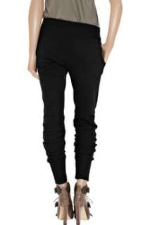 by Alexander Wang Cotton French terry track pants   55% Off Now at