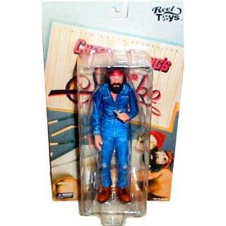 Cheech & Chongs Up In Smoke   Tommy Chong action figure   NECA / Reel