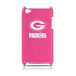 Green Bay Packers Pink iPod Touch 4G Hard Case