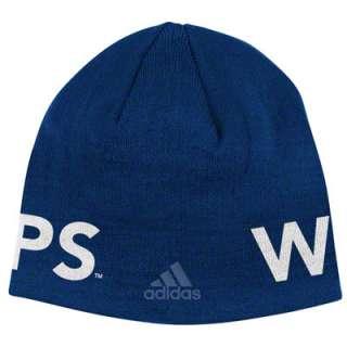 Vancouver Whitecaps adidas Authentic Team Knit Hat