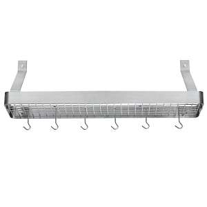 Cuisinart 36 Brushed Stainless Steel Kitchen Rack