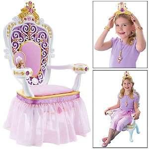 My Size Barbie Princess Throne